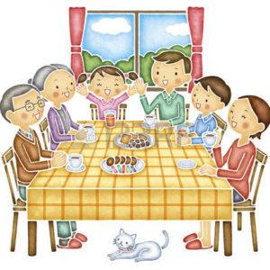 imparare a mangiare in famiglia parte 2