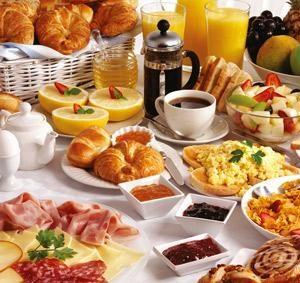 La colazione… il vero pieno di energia!!!