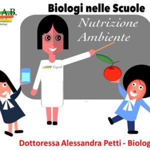 Progetto di educazione alimentare: Biologi nelle Scuole