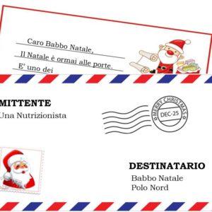 """""""Lettera di una Nutrizionista a Babbo Natale"""""""
