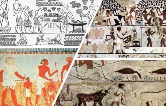 La storia della Dieta Mediterranea: gli antichi Egizi
