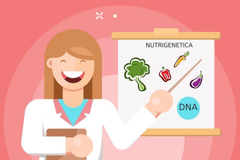 La nutrigenetica…un presente tutto da scoprire