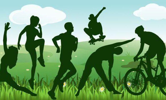 """""""L'attività sportiva: un'arma vincente per far star bene corpo e mente"""""""