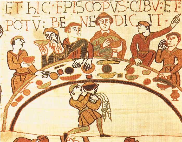 La storia della Dieta Mediterranea: verso il medioevo